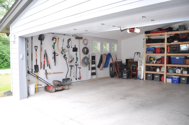 A Garage's Need for Maintenance